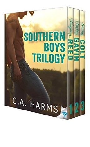 Ebook Southern Boys Trilogy: Books 1-3 by C.A. Harms read!