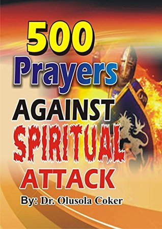 500 Prayers against spiritual attack
