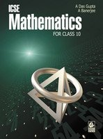 Icse Mathematics For Class 10 / E5