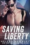 Saving Liberty by Helena Newbury