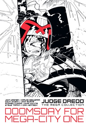 Doomsday for Mega-City One (Judge Dredd The Mega Collection #43)
