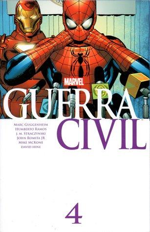 Guerra Civil Vol. 4: Escogiendo bando (Coleccionable Civil War, #4)