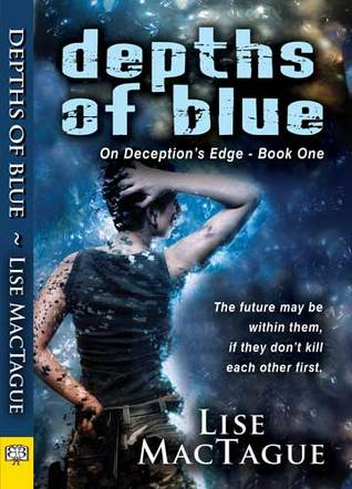 Depths of Blue (On Deception's Edge #1)