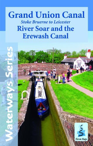 Grand Union Canal - Stoke Bruerne to Leicester with the River Soar and the Erewash Canal
