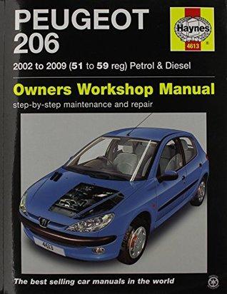 Peugeot 206 02-06 Service and Repair Manual