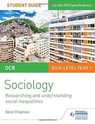 OCR Sociology Student Guide 2: Researching and Understanding Social Inequalities2