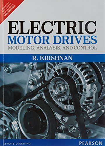 Electric Motor Drives: Modeling, Analysis and Control