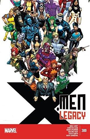 X-Men: Legacy #300