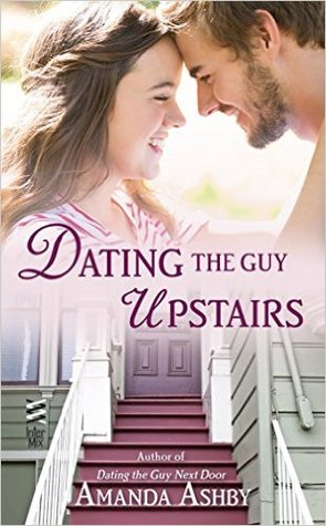 {Review} Dating the Guy Upstairs by Amanda Ashby