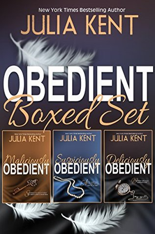 The Obedient Boxed Set by Julia Kent