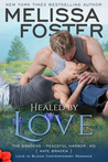 Healed By Love by Melissa Foster