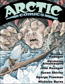 Ebook Arctic Comics by Michael Arvaarluk Kusugak read!