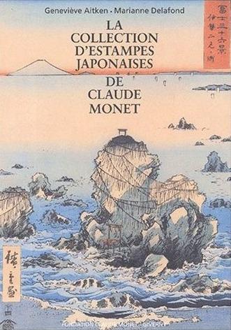 La collection d'estampes japonaises de claude monet