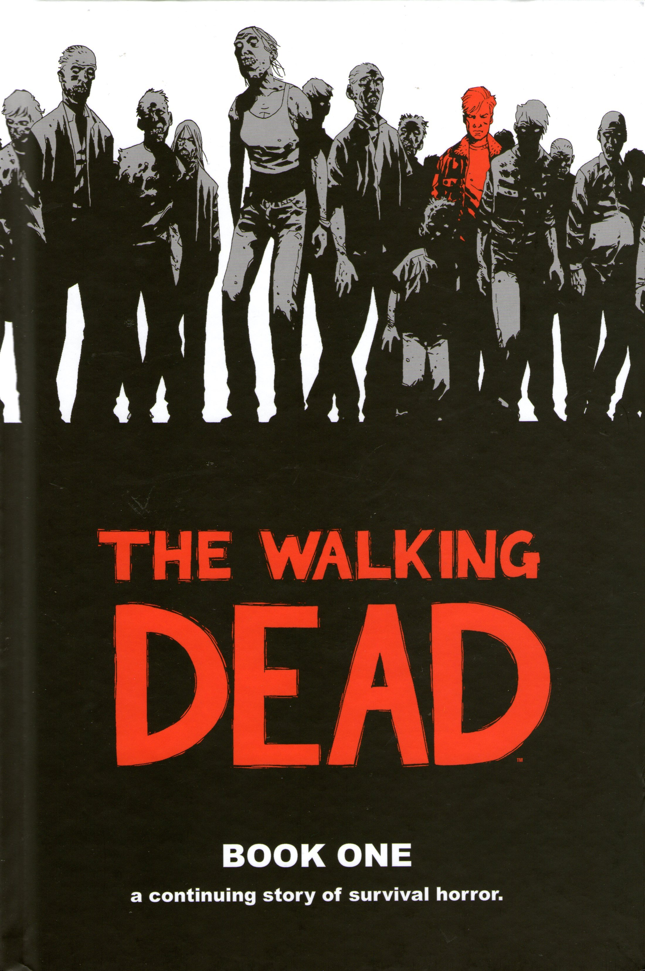 The Walking Dead, Book One (The Walking Dead #1-12)