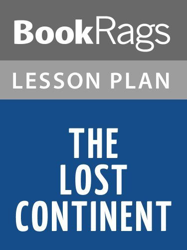 The Lost Continent: Travels in Small-town America Lesson Plans