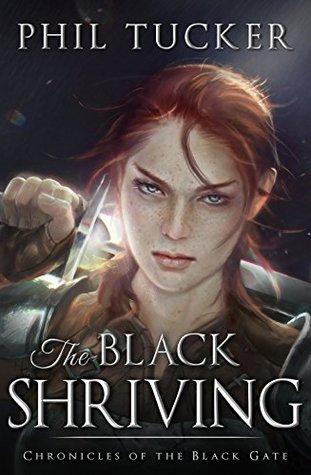 The Black Shriving by Phil Tucker