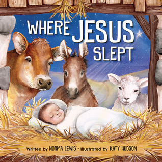 where jesus slept