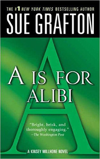 A is for Alibi by Sue Grafton