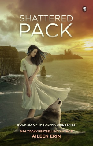Review: Shattered Pack by Aileen Erin (@aileen_erin, @InkyTheMonster)