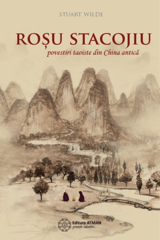 plum red taoist tales of old china by stuart wilde