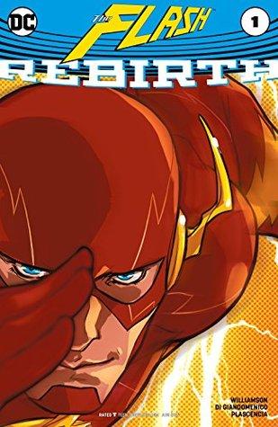 The flash: rebirth #1 by Joshua Williamson