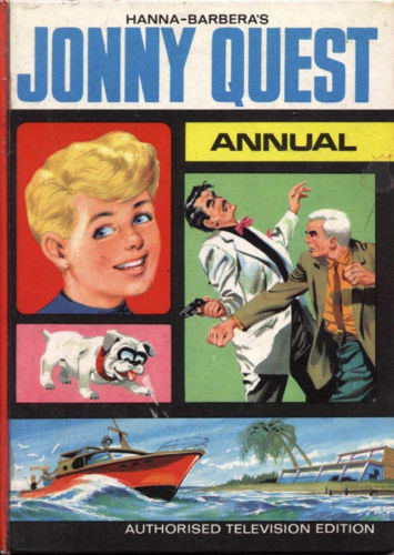 Jonny Quest Annual 1966 (Jonny Quest Annual #2)