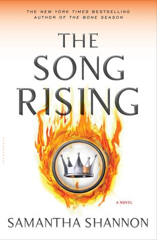 The Song Rising (The Bone Season) by Samantha Shannon