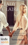 Lady Claire (The Royals of Monterra)