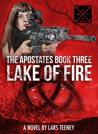 Lake of Fire by Lars Teeney