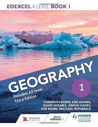 Edexcel a Level Geographybook 1
