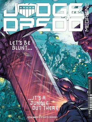 Judge Dredd Megazine #372