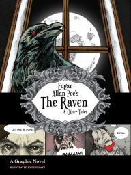 Free ePub Kindle Edgar Allan Poe's The Raven & Other Tales: A Graphic Novel