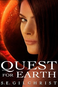 Quest for Earth by S.E. Gilchrist