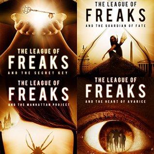 The League of Freaks: Series Box Set (Books 1-4)