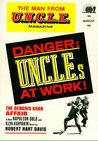 The Man From U.N.C.L.E. Magazine (vol. 4, no. 1, Aug. 1967)