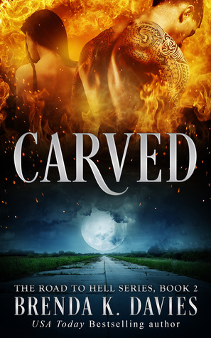 Carved the road to hell 2 by brenda k davies 30345046 fandeluxe Choice Image