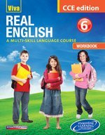 Viva Real English Work Book - 6 - CCE Edition