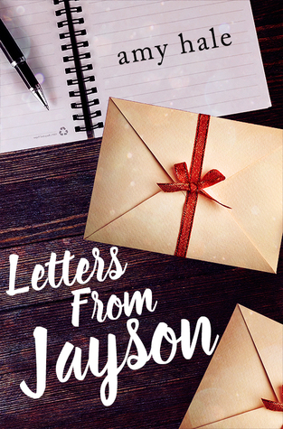 ARC Review | Letters from Jayson by Amy Hale
