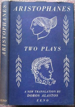 Aristophanes Two Plays: Peace and Lysistrata
