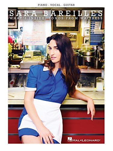 Sara Bareilles - What's Inside: Songs from Waitress Songbook