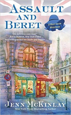 Assault & Beret (Hat Shop Mystery, #5)