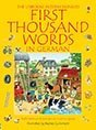 First Thousand Words German IL