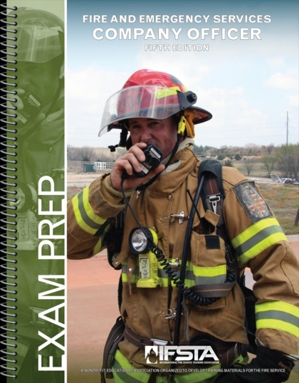 Fire and Emergency Services Company Officer--Exam Prep