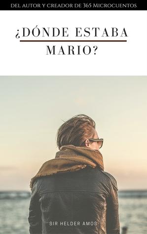 Free download ¿Dónde estaba Mario? Epub