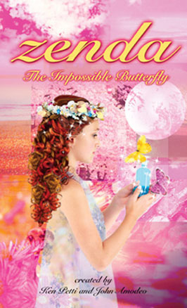 The Impossible Butterfly (Zenda #5)