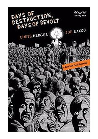 Navayana Days Of Destruction, Days Of Revolt [Paperback] [Dec 31, 1899] Joe Sacco