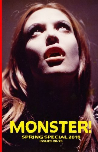 Monster! #28/29 (Vampire Cover): Super Spring Special - Lovecraftian Vampires & More