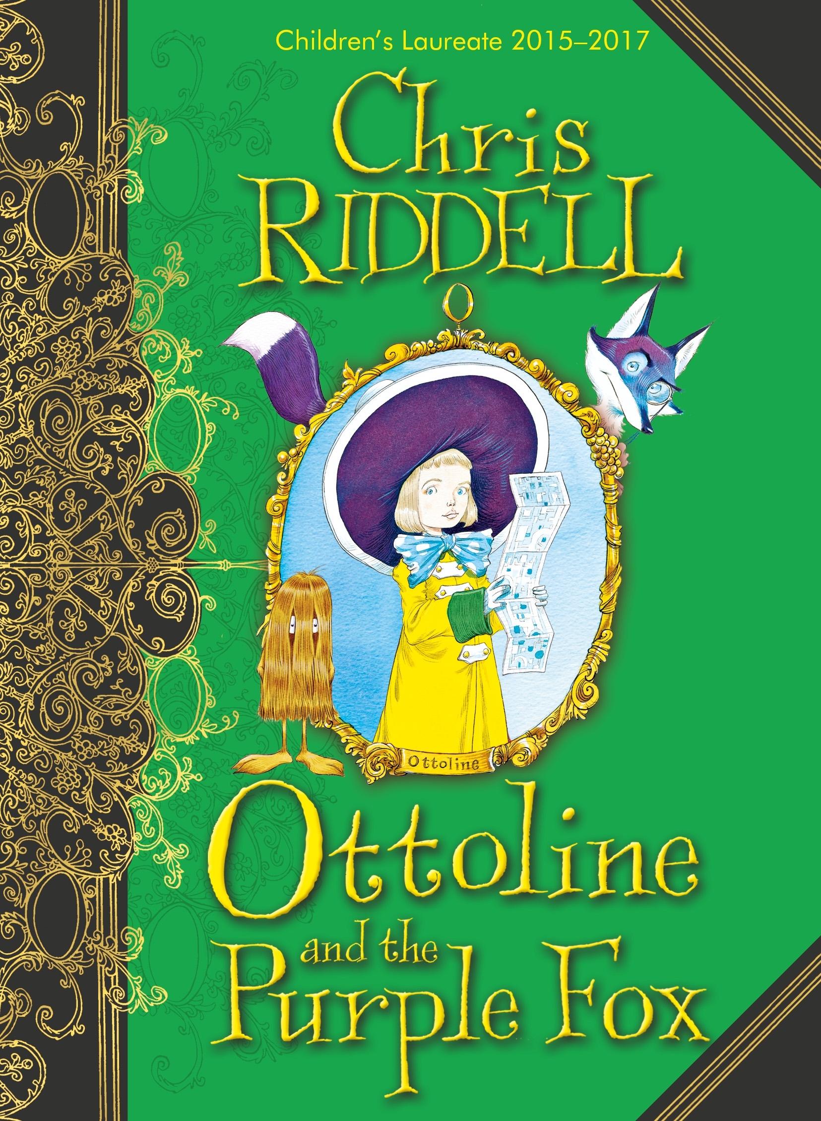 Ottoline and the Purple Fox (Ottoline, #4)