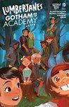 Lumberjanes/Gotham Academy #1 by Chynna Clugston Flores
