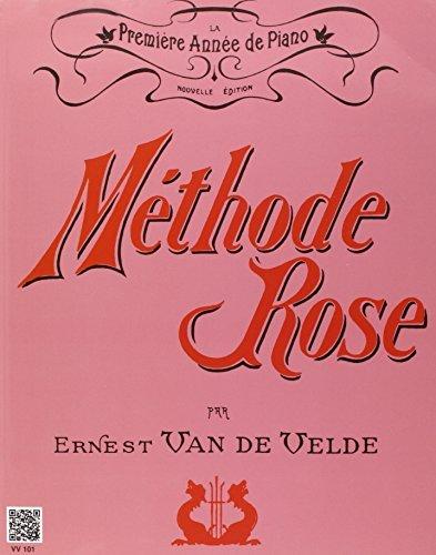 Méthode Rose 1ère année